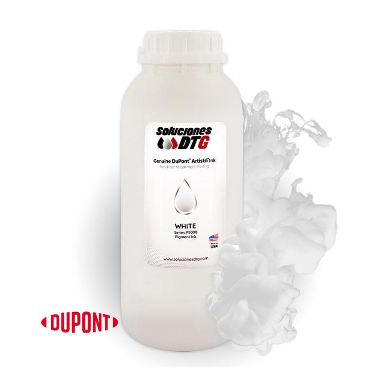 Tinta DTG Dupont White Blanca Colombia