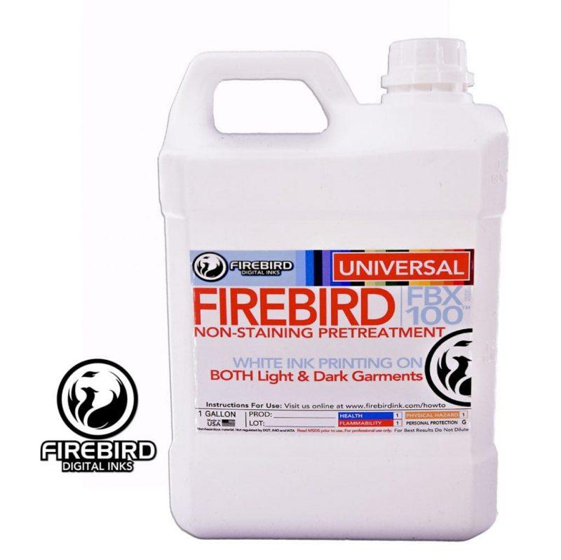 Pretratamiento DTG Firebird Colombia