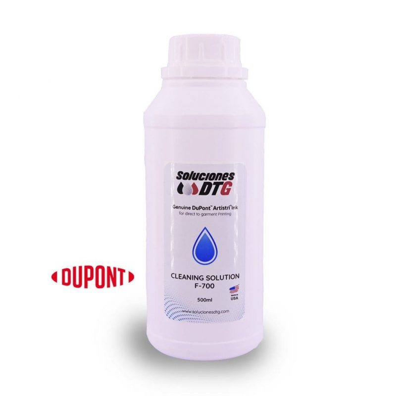 Solución de Limpieza Dupont F- 700 Colombia