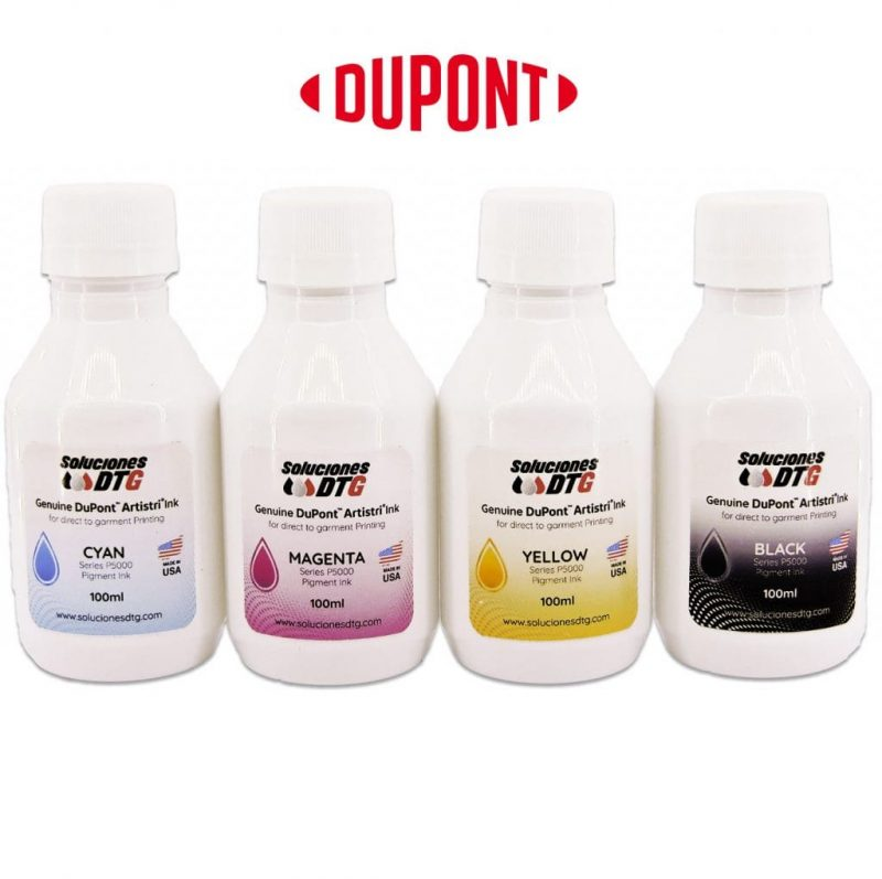 Kit Soluciones DTG Colombia