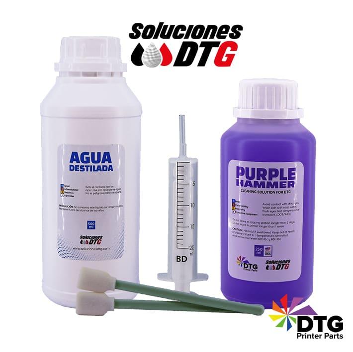 Mantenimiento correctivo DTG Colombia